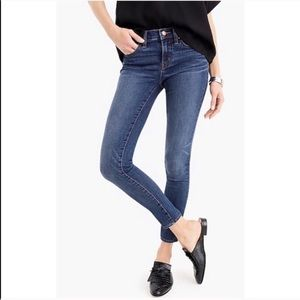 $10 FINAL J. Crew Toothpick Ankle Jeans